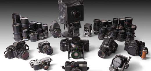 photographic equipment of the late jacqueline o'brien auction