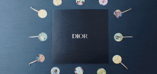 best wishes from dior!