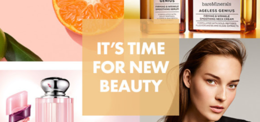 brown thomas – your new year's beauty boost