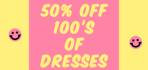 missguided – 50% off 100's of dresses!