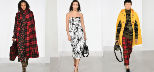 michael kors – new york fashion week 2018