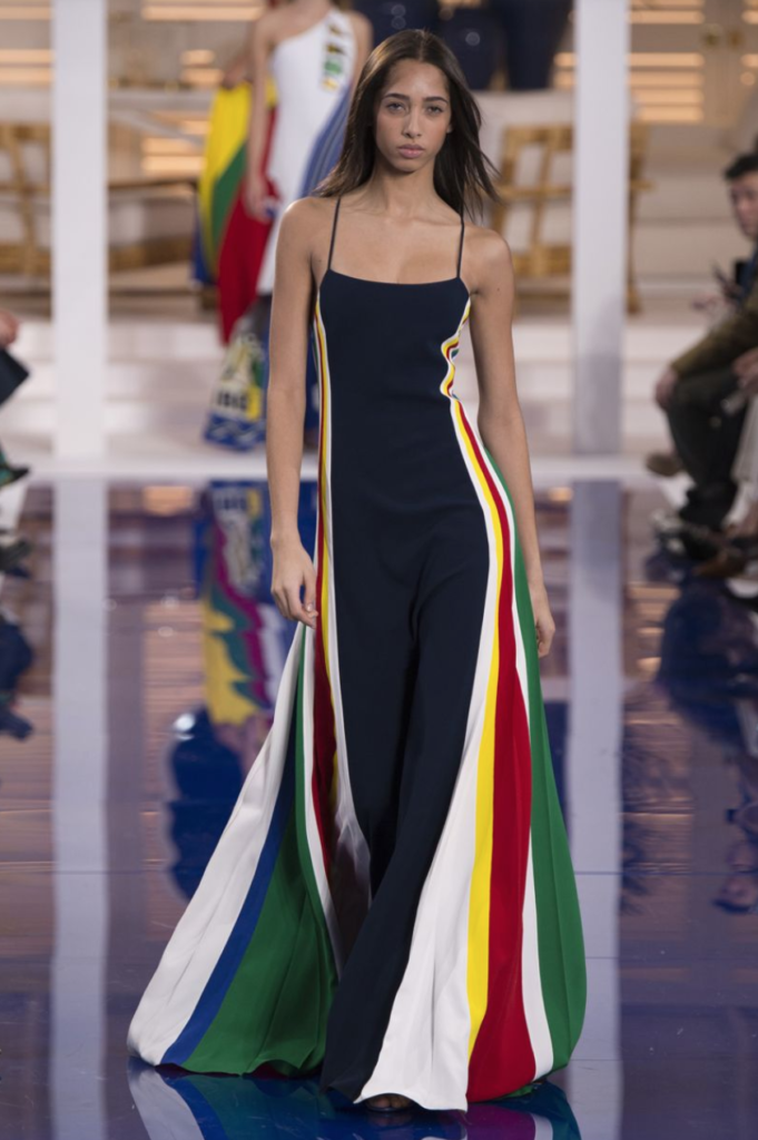 656c5f9cf67 We have included some of our favourite looks from the Ralph Lauren Ready To Wear  Spring Summer 2018 Show below.