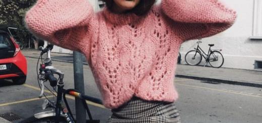 trend talk – knitwear
