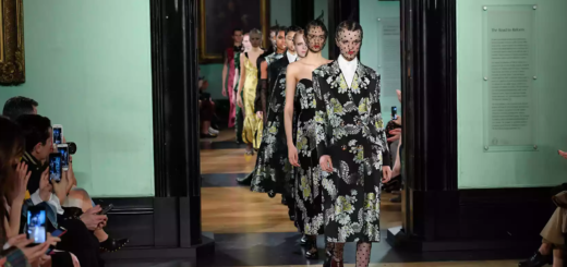 erdem – london fashion week