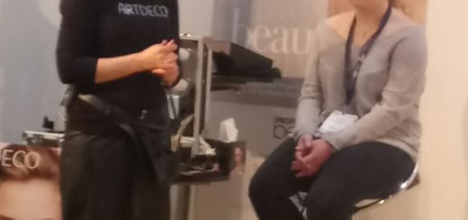 professional beauty show london – from war paint to trending