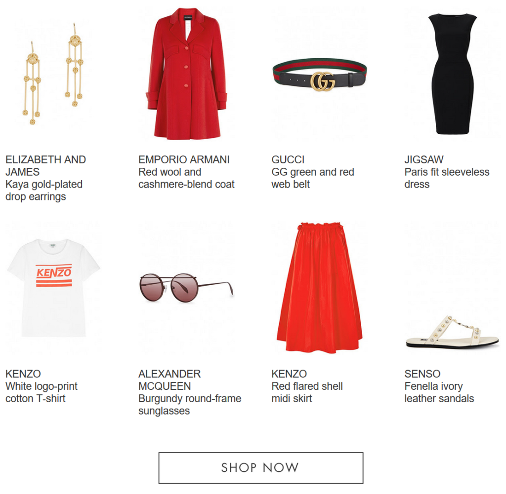feb45379dc6ca7 New In | JW Anderson, Tory Burch, Alexander McQueen and more - Pynck