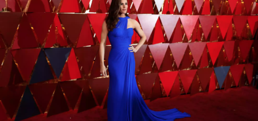 the oscars 2018 best dressed