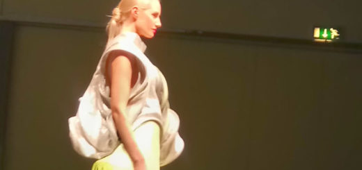 coverage of the galway fashion festival