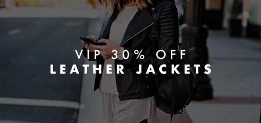 forzieri – the leather jacket vip sale | ends sunday at midnight