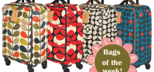 orla kiely – planning your vacation or staycation…..