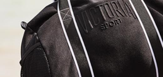 victoria's secret – free sport duffel