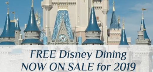 disney dining 2019 – now on sale