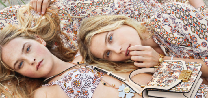 tory burch – new arrivals: the spring floral