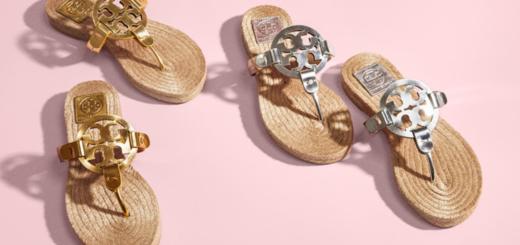 tory burch – the best summer sandals