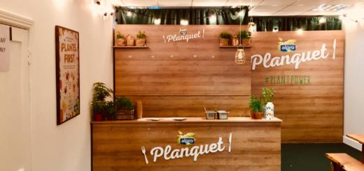 alpro – pop up restaurant #plantpower