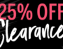 Victoria's Secret – Extra 25% off clearance