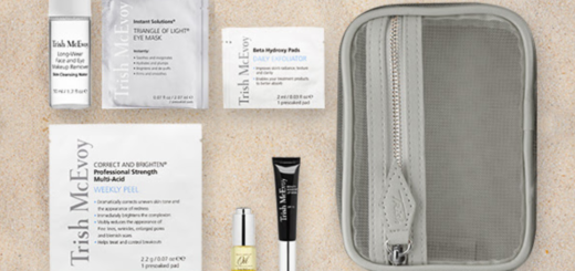 trish mcevoy – exclusive travel skincare set!