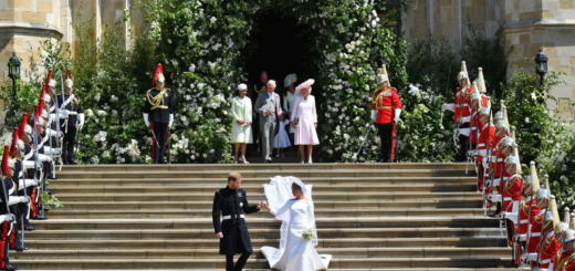the definitive wedding recap with vanity fair