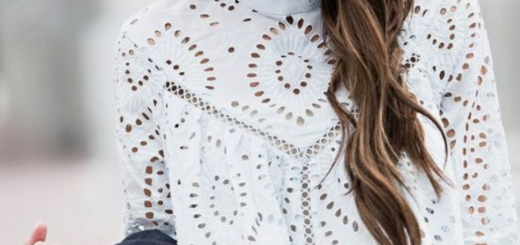 what's on the high street: broderie anglaise