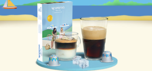 nespresso – treat yourself to a taste of summer