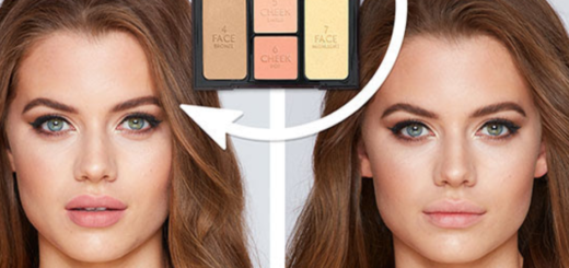 beauty exclusive: instant look in a palette