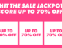 ASOS – Up to 70% off sale – ka-ching!