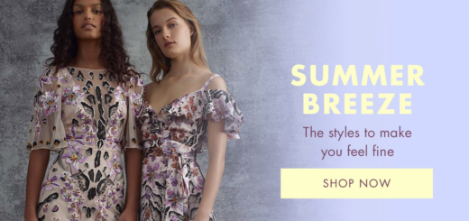harvey nichols – graceful eveningwear to take you from sunset to sunrise