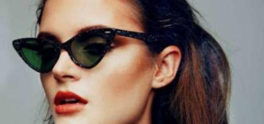five of the best: cat eye sunglasses