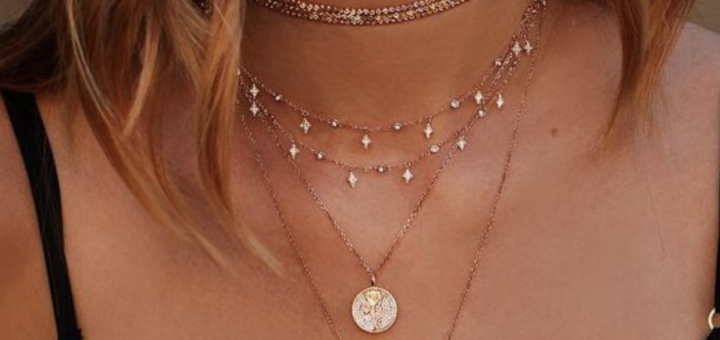 five of the best: layering necklaces