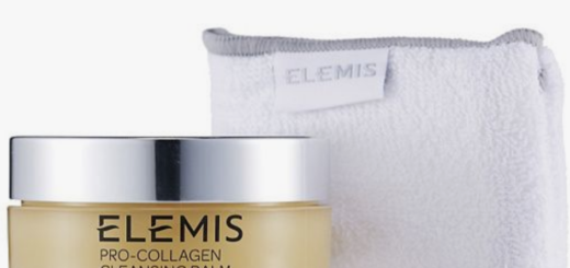 this week's beauty must have: elemis pro collagen cleansing balm