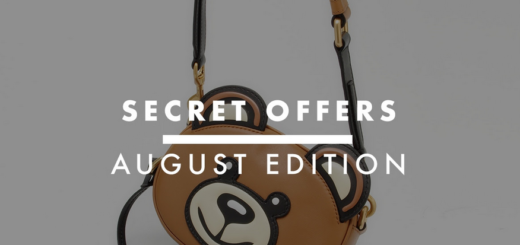 forzieri – access here secret offers august edition