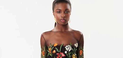 oscar de la renta – shop the season's best new floral looks