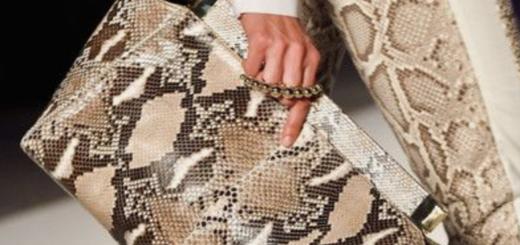 trend talk: snake