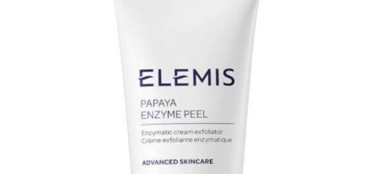 must have beauty product of the week: elemis papaya enzyme peel