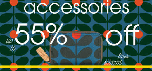 orla kiely – spread the joy with discounts worth smiling about