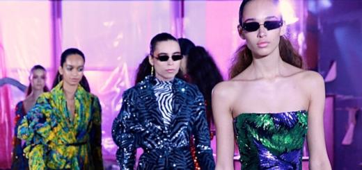 london fashion week september 2018 opening speech notes