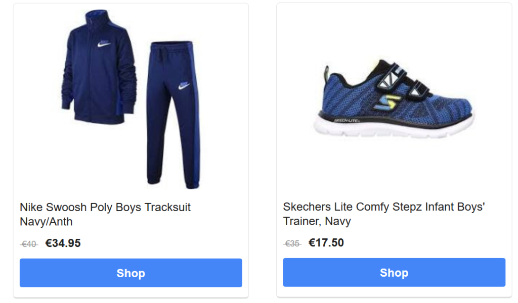 Elverys - Get Free Delivery On Top Sports Brands - Pynck