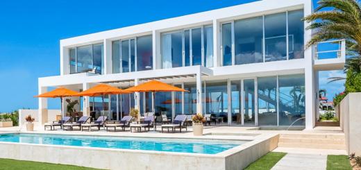 luxury retreats – 6 architecturally stunning vacation homes