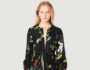Oscar de la Renta – Freshly Picked: Shop New Botanical Print Dresses