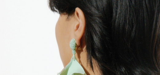 fall for florals: shop the season's most elegant earrings