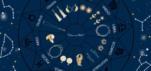 oscar de la renta – written in the stars: shop your jewelry horoscope