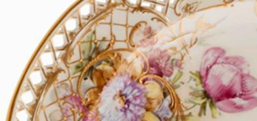 kpm's long history of porcelain craftsmanship