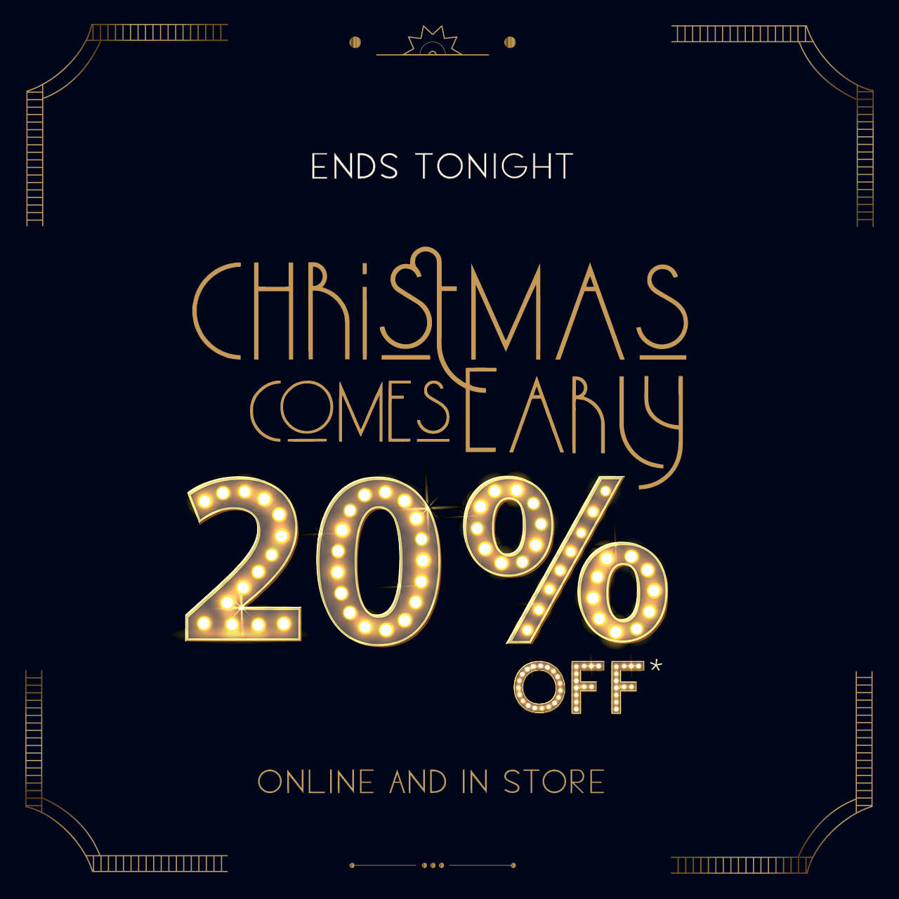 Brown Thomas- Jacqueline, Hurry! You still have time for 20% off