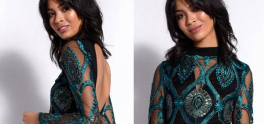 dresses.ie – best sellin' sparkle stunner is back! ✨