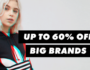ASOS – Up to 60% off big brands