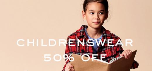 oscar de la renta – 50% off for the little ladies