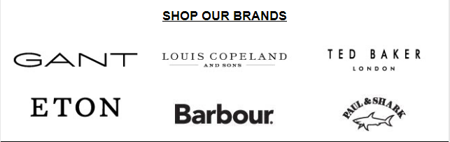 Louis Copeland & Sons-EXTRA 10% OFF SALE- Cyber Monday Starts Now