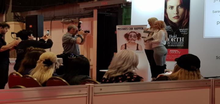professional beauty ireland – warpaint makeup