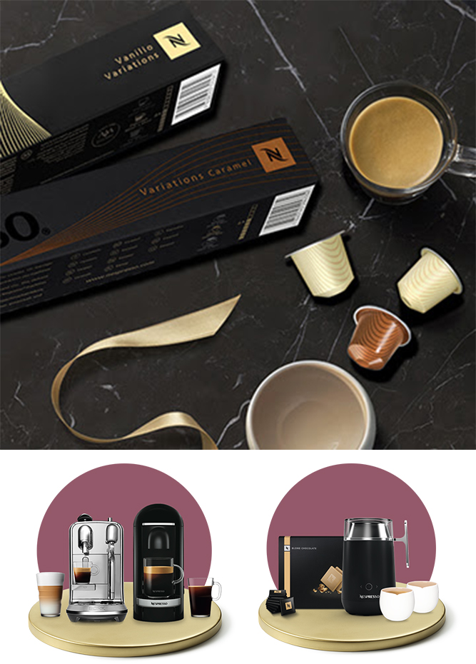 Nespresso - Find the perfect gift