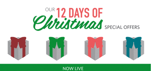 David Phillips - 12 Days of Christmas Now Live. Giveaways and offers each day!